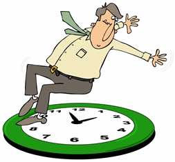 online students can learn time management