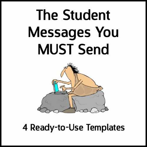 Student Messages cover