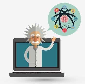 Teach online with Einstein