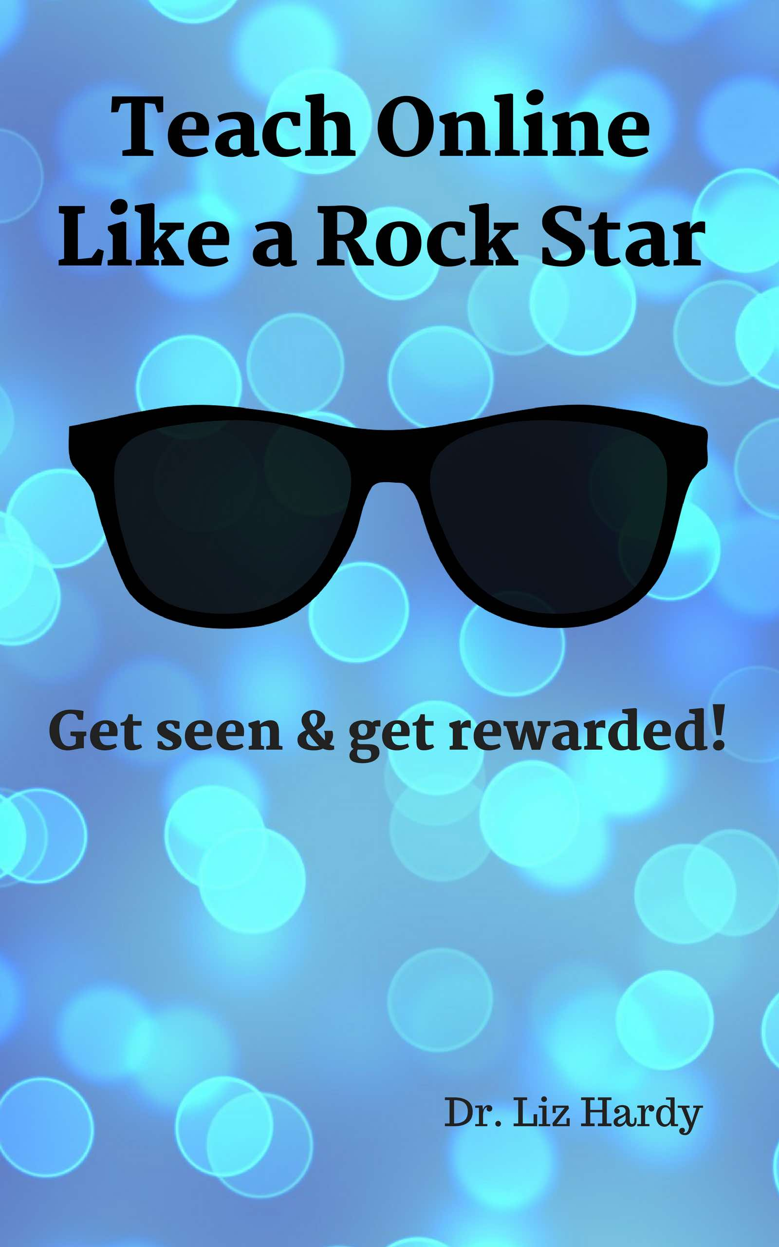 Teach Online Like a Rock Star cover