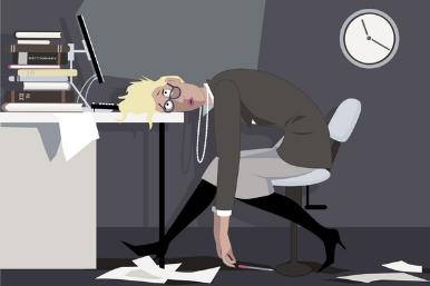 online teacher burnout